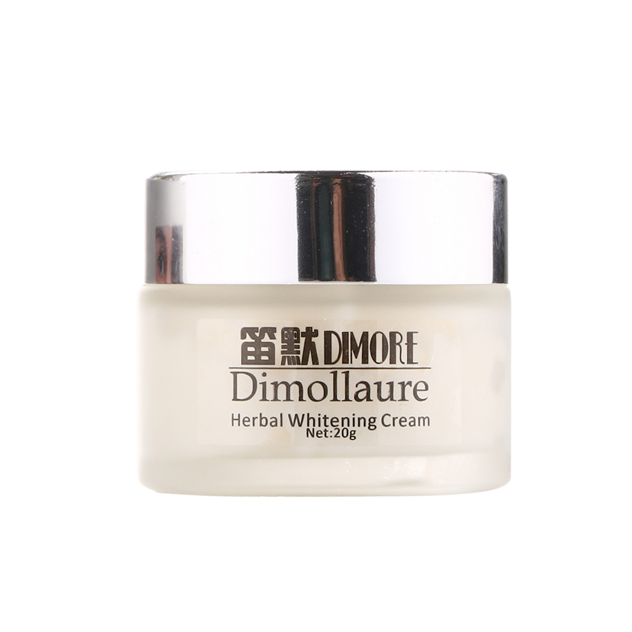 Dimollaure Strong Effect Whitening Cream 20g  Remove Freckle Melasma Acne Spots Pigment Melanin Face Care Cream By Dimore 3