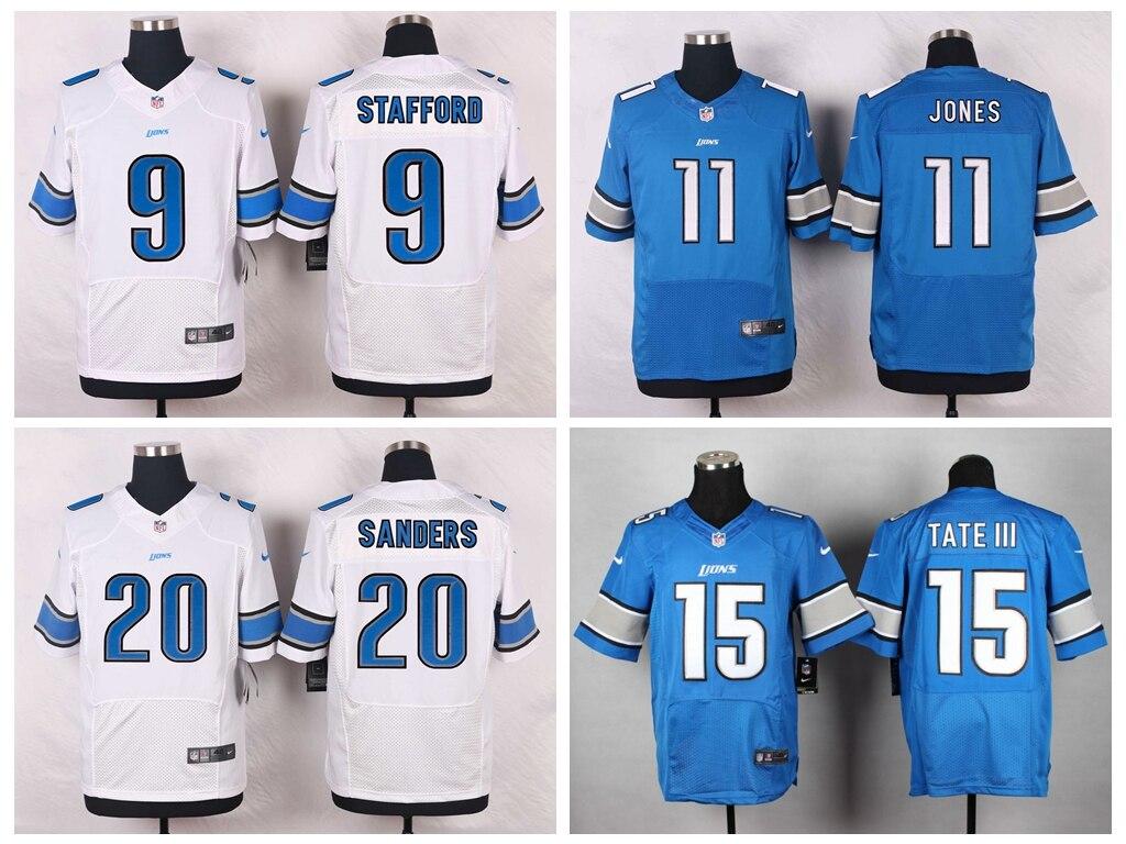 Discount aliexpress detroit lions jersey  for sale