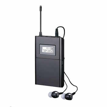 Takstar wpm-200/wpm200 UHF wireless monitor system In-Ear stereo wireless headset stage monitors 1 Transmitter+4 Receivers