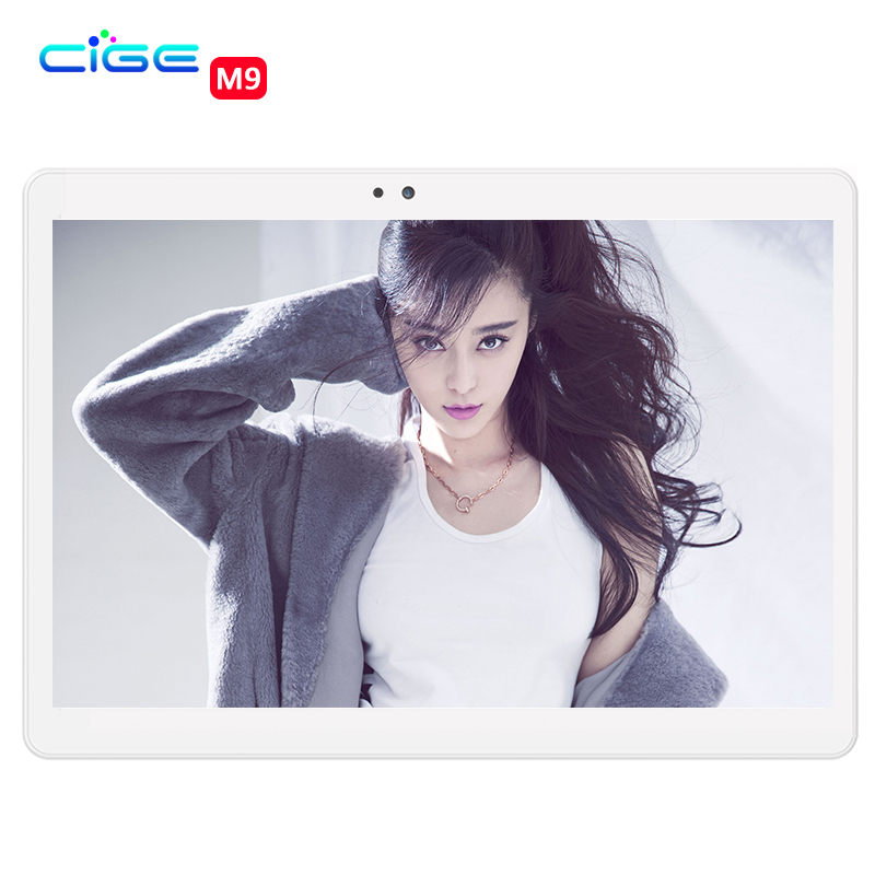 10.1 Inch IPS M9 4G Lte Phone Call Tablet PC 1920×1200 Android 6.0 MT8752 Octa Core 4GB RAM 64GB ROM Bluetooth Dual Camera