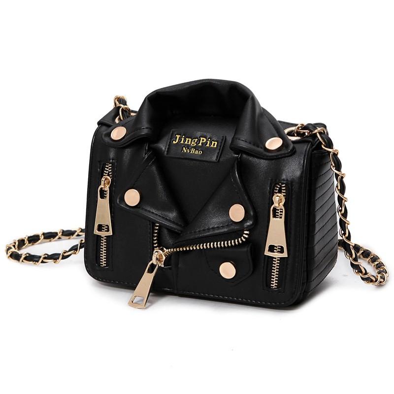 Promotion!Free Ship Hot Brand Designer Motorcycle Bags Women Clothing Shoulder Jacket Bags Messenger Bag Women Leather Handbags (26)
