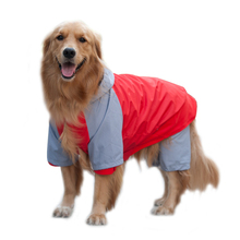 HELLOMOON  Mountaineering Pet Raincoat Durable Waterproof Breathable Dog for Large Dogs