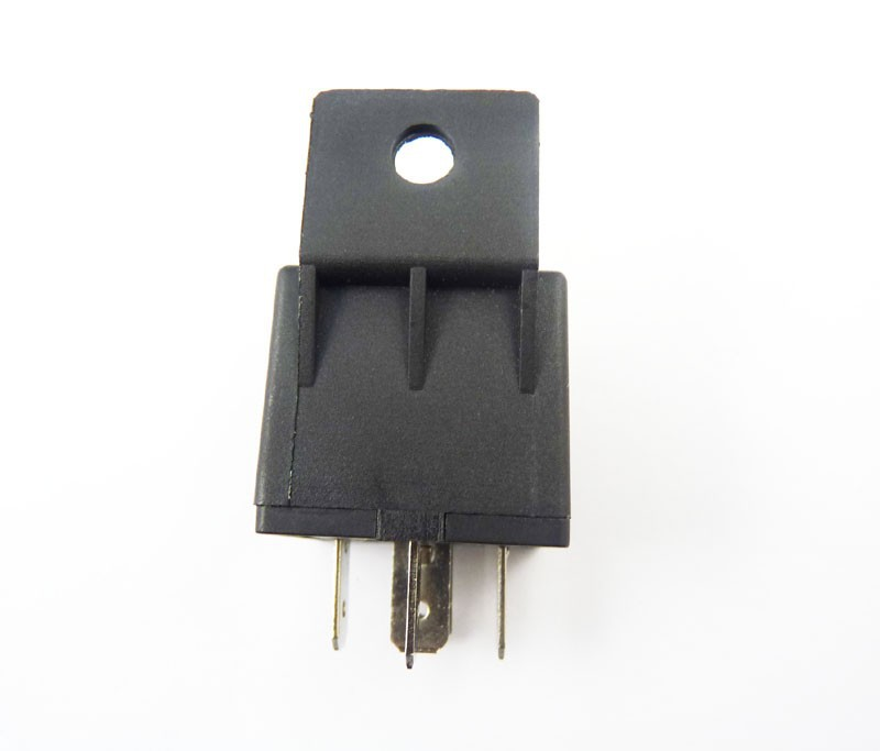 универсальный 12 в 4 п 40а блокировка панели для реле / реле пластиковые исправлена вернуться разъем авто 4 контакт. y5rg 5 шт