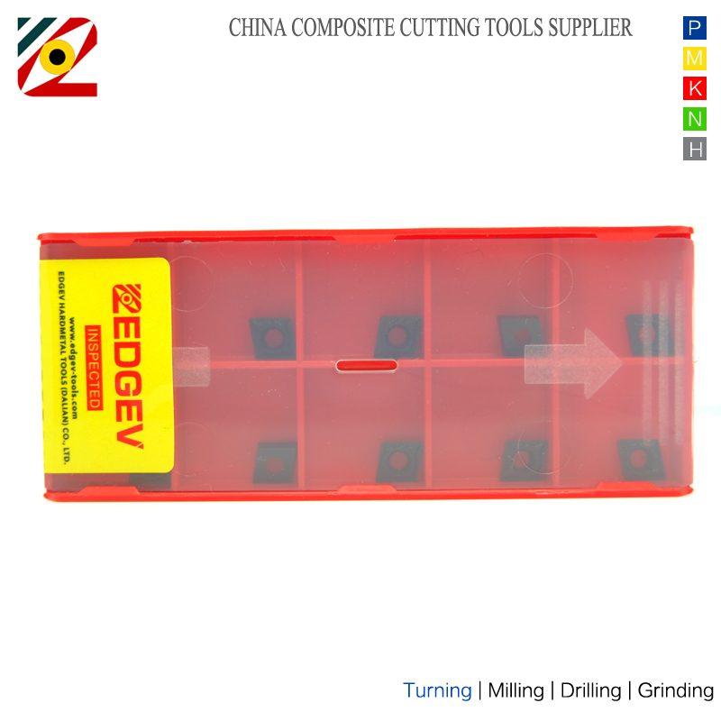 EDGEV CNC esztergavágó CCMT060202 CCMT060204 CCMT2151 indexelhető - Szerszámgépek és tartozékok - Fénykép 4