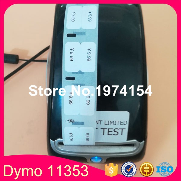 18 x Rolls DYMO barcode label adhesive labels adhesive sticker  11353,dymo11353,DYMO 11353-in Printer Ribbons from Computer & Office on  Aliexpress com