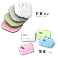 Nut Key Finder 4 Pack Itag Localizador Bluetooth Tracker Gps Tracker Breadboard Smart Purse Pet Luggage