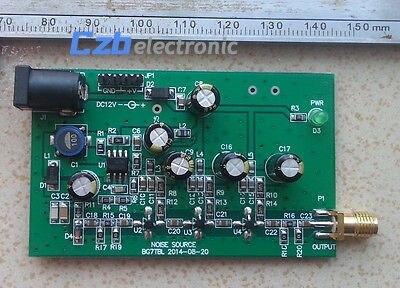 100% D'origine SMA bruit source/Simple spectre externe de suivi source DC 12 V/0.3A