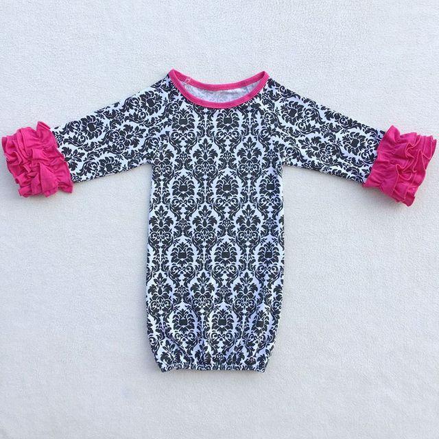 12 Baby girl pajamas 5c64f35239c92