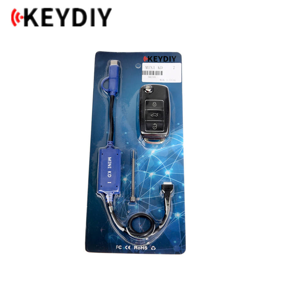 Online Shop Keydiy Mini KD Mobile Key Remote Maker Generator for ...