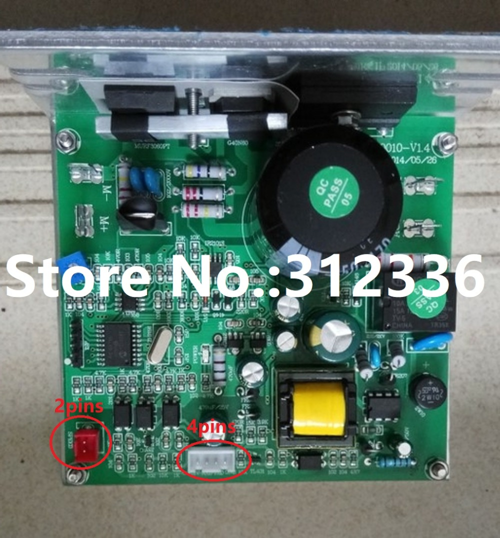 Free Ship ZYXK7 Magnetic speed Light speed treadmill circuit board motherboard driver control PCB-ZYXK7-0010-V1.4Free Ship ZYXK7 Magnetic speed Light speed treadmill circuit board motherboard driver control PCB-ZYXK7-0010-V1.4