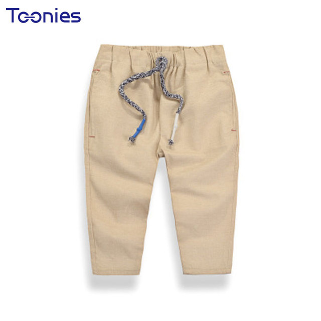 TROUSERS - Casual trousers Simple Kids PLHXTRiP