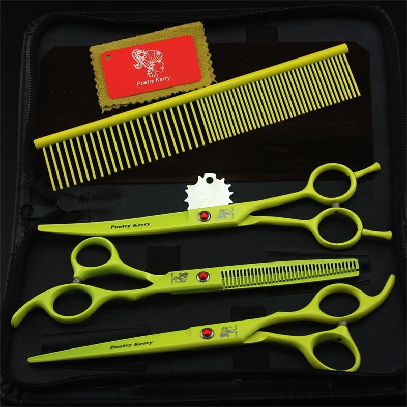 Pet Grooming Scissors (6)