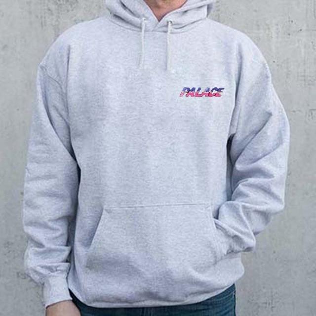 New Design Men'S Hoodies Pullover Palace Sweatshirt Men'S Fleece Long Sleeve Warm Wear Plus Size Loose Male Brand Clothing Z10