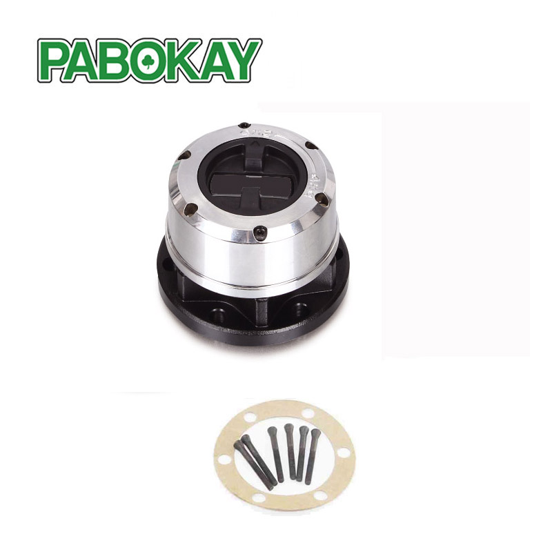 1 piece x FOR NISSAN King Cab 94 Pathfinder H.B.94,Terrano I 86-89 Manual locking hubs free wheel hub B019 AVM429