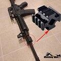 ยุทธวิธียูนิเวอร์แซB Arrelเมา4ราว3สล็อต20มิลลิเมตรรถไฟPicatinny/ผู้ประกอบการสำหรับBipodปืนไรเฟิลขอบเขต...