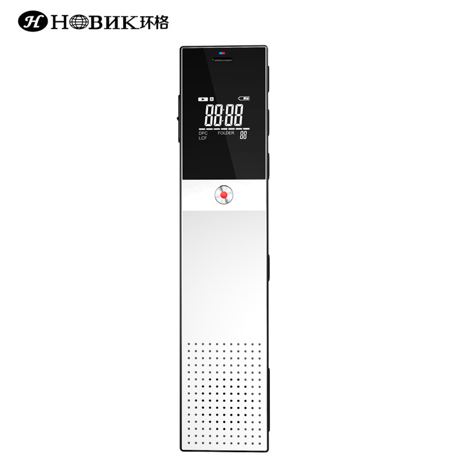 HBNKH H-R610 8GB Digital Voice Recorder Lossless Noise Reduction Remote Recorder Pen Portable Sound Recorder Hifi Mp3 Player