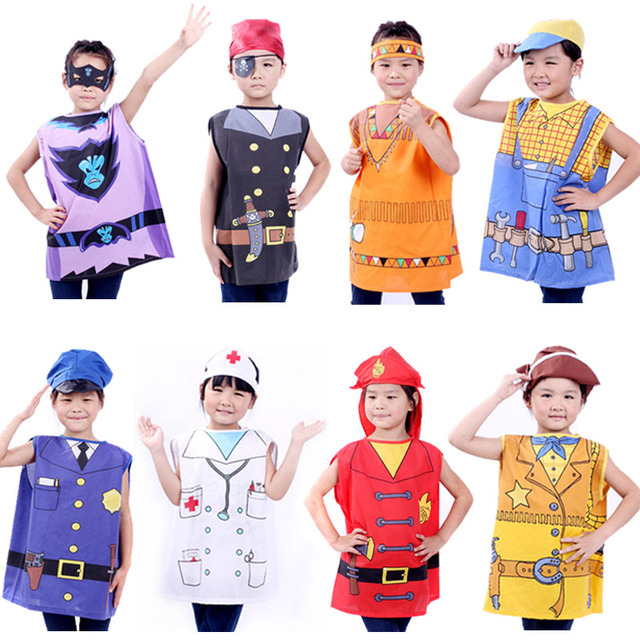 Dress Up Pretend Play Images On: Aliexpress.com : Buy Kid Halloween Costume Children Role
