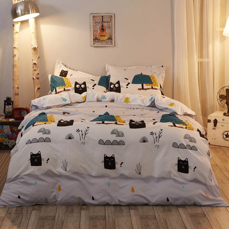 cat themed bedding 28 images elise bedroom furniture cat themed bedroom ideas fun animal. Black Bedroom Furniture Sets. Home Design Ideas