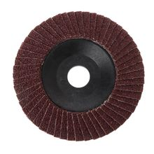 Abrasive 100mm Polishing Grinding Wheel Quick Change Sanding Flap Disc For Grit Angle Grinder 80