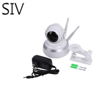 SIV 1PC Wireless 1080P HD Mini Camcorders CCTV IP Camera Tilt Night Vision Home WiFi Webcam