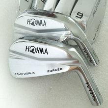 New Golf heads HONMA TW727M Golf irons heads set 4-10 clubs head no golf shaft Free shipping