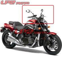 Подходит для Yamaha VMX12 V-MAX 1988-2007 зеркало заднего вида