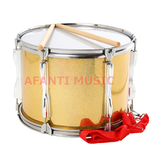 13 inch stainless steel Afanti Music High Snare Drum (AGS-005)