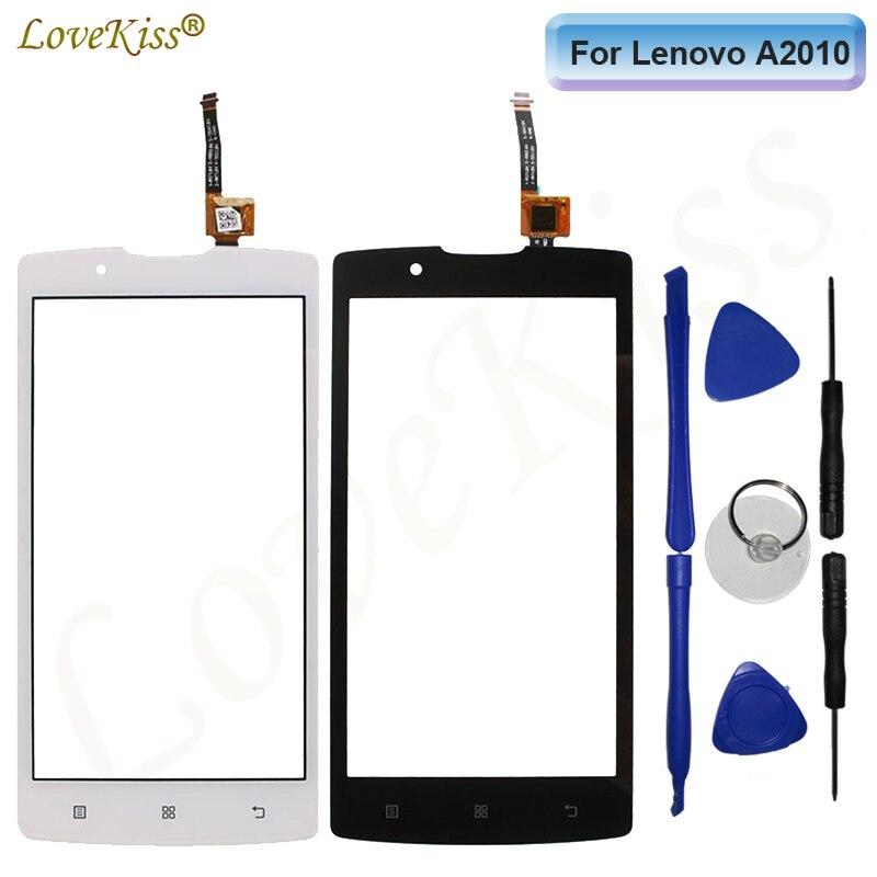A1000 pantalla táctil de pantalla táctil para Lenovo A1000 smartphone pantalla táctil sensor pantalla LCD digitizer reemplazo de vidrio frontal