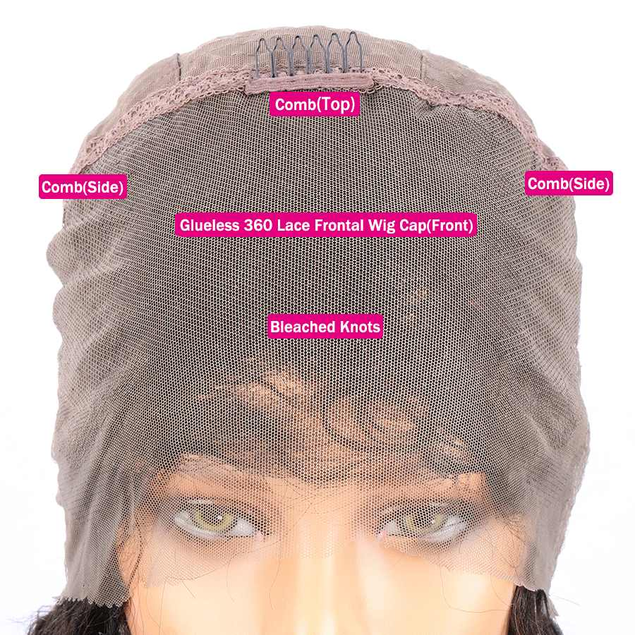 Волосы ELVA полностью кружевные человеческие волосы парики предварительно выщипанные волосы с волосами младенца бразильские волосы remy кудрявые полностью кружевные обесцвеченные парики вида шишка-пучок