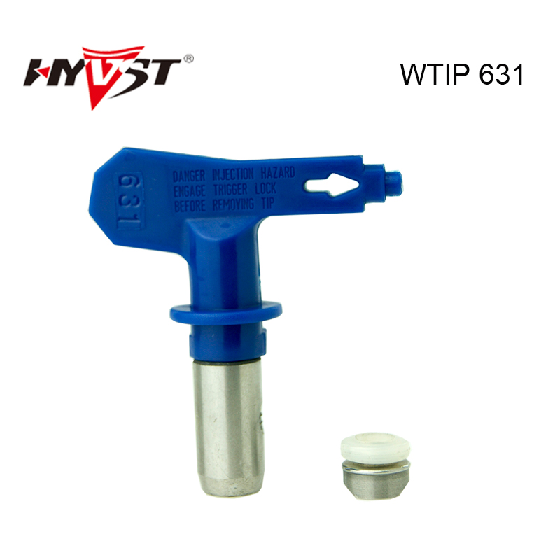 Aftermarket Custom-Made Airless Spray Gun Tip WTIP 631(15Pcs) Nozzle sorts of Series parts Spray gun Tips Paint Sprayer Tools