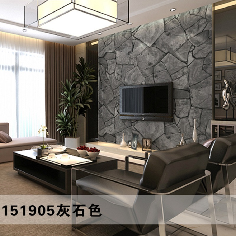 Aliexpress.com : Buy 10 Meter 3d Wallpaper Brick Stone Pattern Vinyl  Wallpaper Home Decoration Contact Paper Living Room Wallpapers Papel De  Parede From ... Part 57