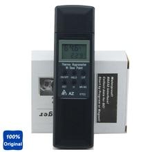 Портативный Цифровой термометр гигрометр AZ8703