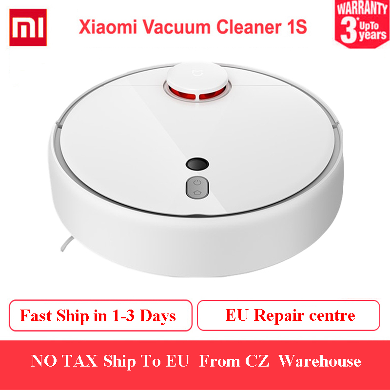 In Stock]2019 XIAOMI Mi Robot Vacuum Cleaner 1S for Home Automatic