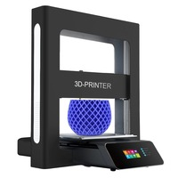 3D Printer A5 Updated Printers Extreme High Accuracy With Large Size Of 305*305*320mm|3d printer|printer 3d3d printer high -