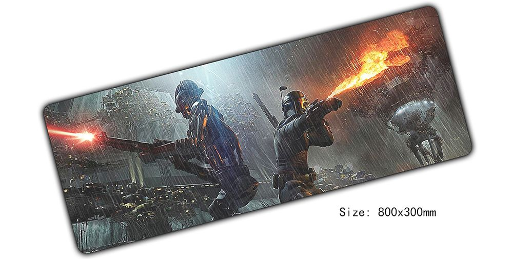 Star Wars  Anti Slip PC Gamer Picture Mouse Pad Style C