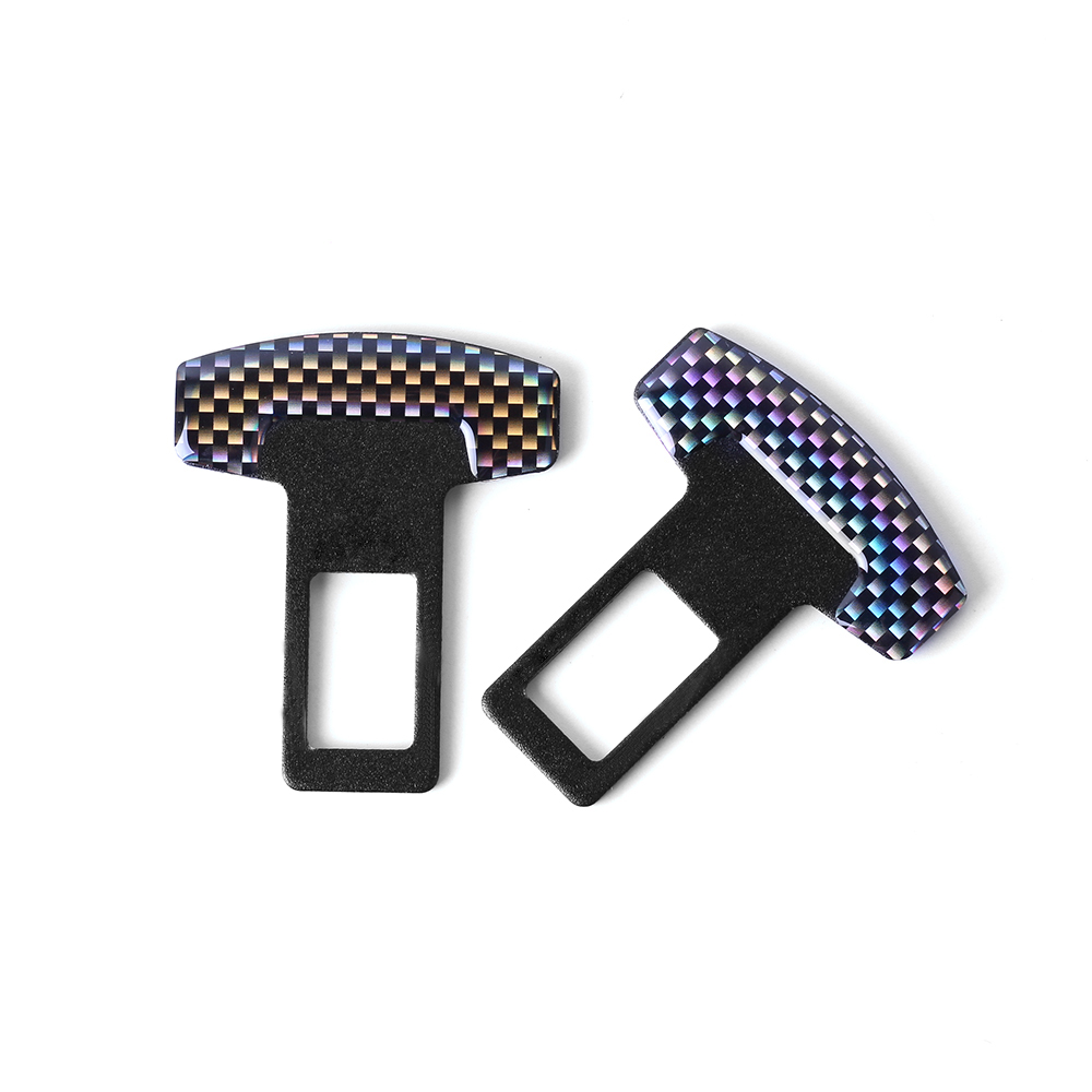 Detail Feedback Questions About 2 Pcs Car Seat Safety Belt Buckle Clip Replacement Universal Styling Protective Lock Adjustment