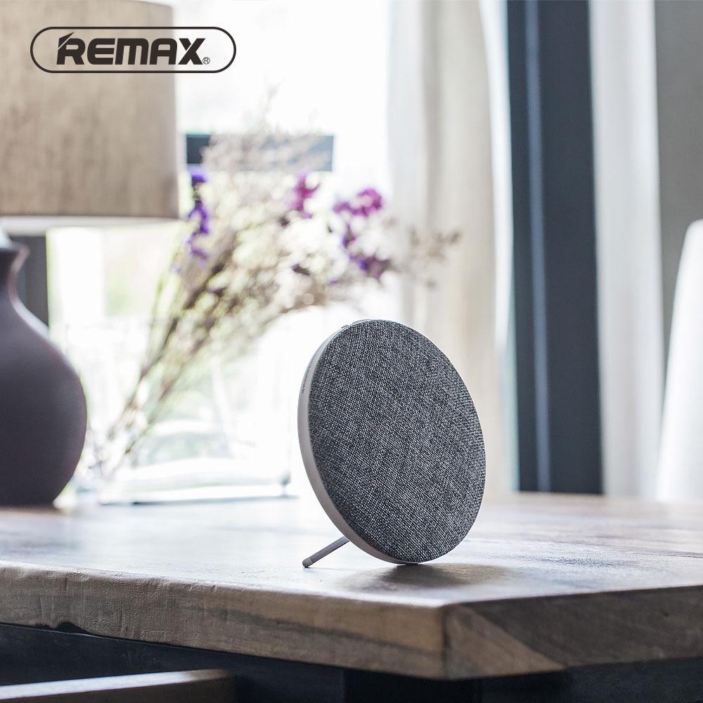 Remax RB-M9 HIFI Cloth sound Speakers Pos