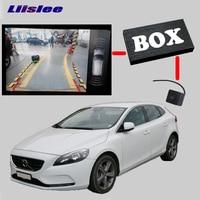 LiisLee Rear View Backup Camera Interface Kit For Volvo XC60 V40 V60 S60 S80L 2015 RMC NavPlus MMI system