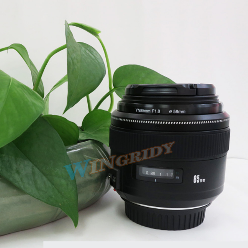 Image 5 - YONGNUO YN85mm F1.8 AF/MF Standard Medium Telephoto Prime Lens 85mm Fixed Focal Camera Lens for Canon EF Mount EOS Cameras-in Camera Lens from Consumer Electronics