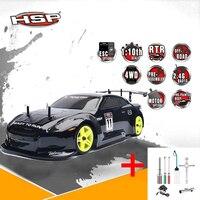 HSP Rc Car 94122T 4wd Nitro Gas Power Remote Control Car 1 10 Scale Models On