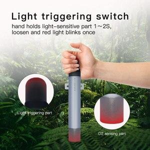Image 2 - Batterij aangedreven lora draadloze Zuurstof temperatuur vochtigheid sensor universele Zuurstof temperatuur vochtigheid luchtdruk meting