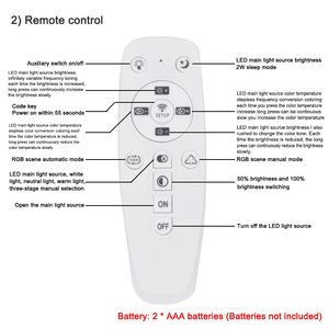 Image 5 - 2.4 グラム LED 安全プラスチックドライバー 8 24 ワット Bluetooth 接続照明電源トランス AC100 240VLED 天井照明器具