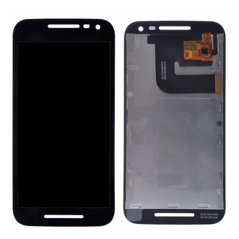Pour Motorola MOTO G3 G 3rd Gen xt1544 xt1550 xt1540 XT1541 XT1543 écran LCD avec écran tactile numériseur assemblage livraison gratuite