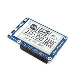 ShenzhenMaker Store 2.7 นิ้ว E - Ink HAT สำหรับ Raspberry Pi 2B/3B/3B + สีดำ/ สีขาว E - กระดาษอินเทอร์เฟซ SPI Ultra ต่ำเชื้อเพลิง