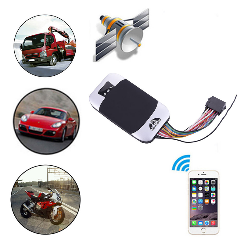 Anti Theft Vehicle GPS Tracker LBS GSM GPS Real Time Mini Car Positioning Monitor Devices Alarm SOS Locator Support SIM Card gps dualband gsm realtime anti theft vehicle tracker
