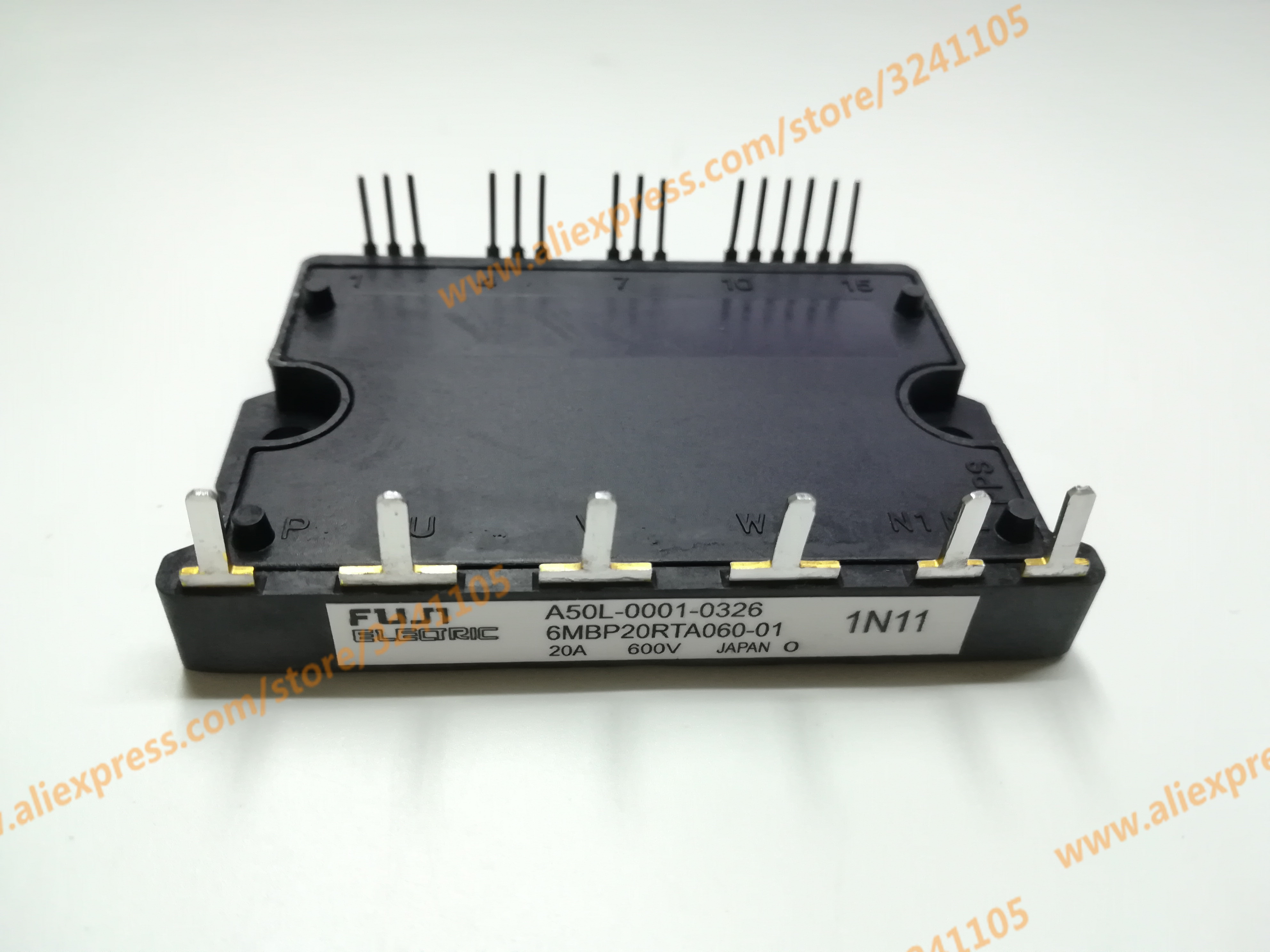 Free Shipping New And Original  A50L-0001-0326  6MBP20RTA060-01 Module