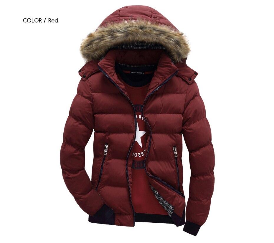winter wear men