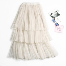 ZYFPGS Summer 2019 Skirt Pleated knit Fashion Female Life cupcake Pink Tassel Slim New Arrivals Leisure wind high quality
