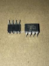 50 PCS ~ 100 pçs/lote PIC24LC64 I/P 24LC64 DIP8 original Novo