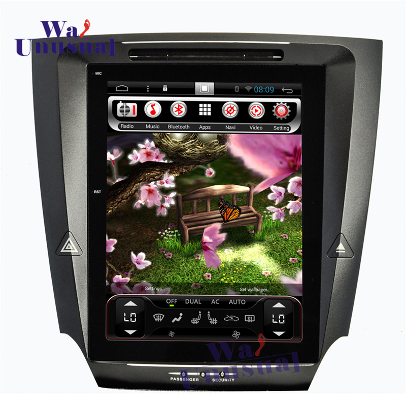 WANUSUAL 10.4 Inch Vertical Screen Android 6.0 Car GPS Navigation For LEXUS IS250 IS300 IS350 2005 2006 2007 2008 2009 2010 2011 педали для авто new lexus 2003 rx300 2009 is250 2001 2005 is300